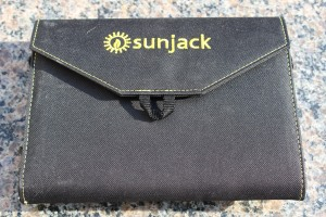 SunJack 14W+8000mAh Battery